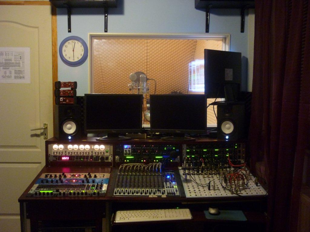 Hangstúdió 2011