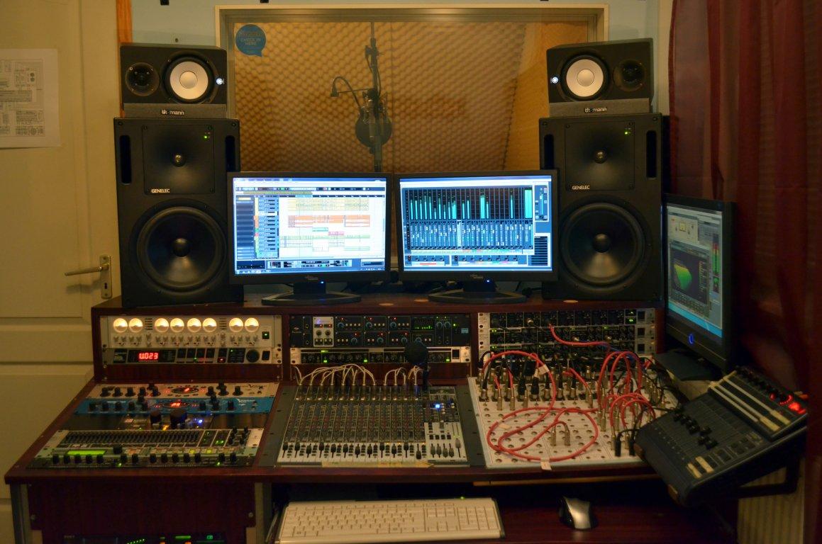 Hangstúdió 2013
