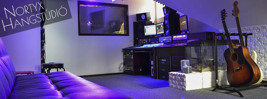 Hangstúdió bemutatása - Nortyx Hangstúdió