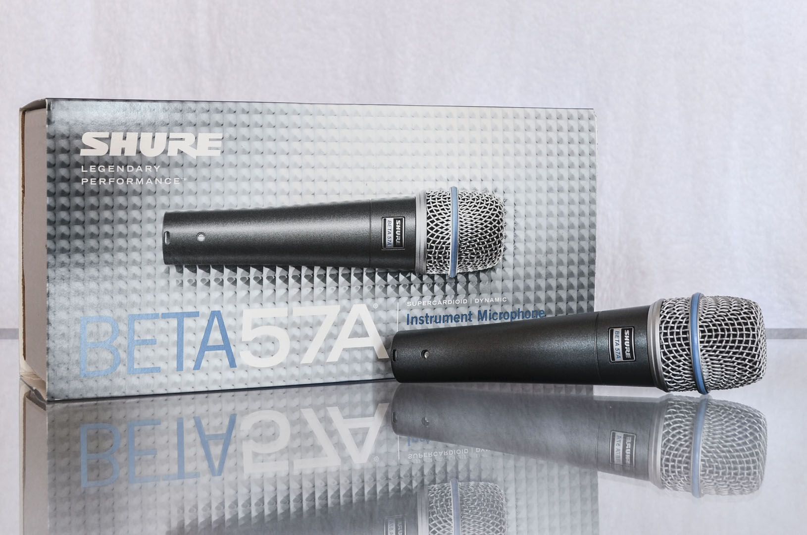 Shure BETA 57 - Nortyx Hangstúdió 2017