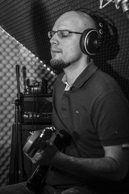 Gitár felvétel - The Qbs - Nortyx Hangstúdió