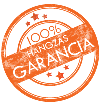 100% Hangzás garancia - Nortyx Hangstúdió
