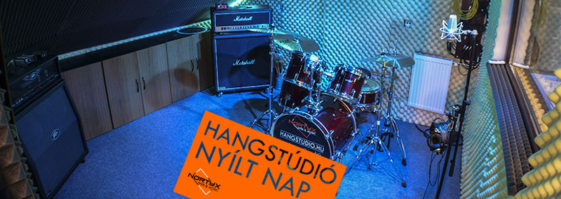 Hangstúdió nyílt nap - 2017.02.07. - Nortyx Hangstúdió