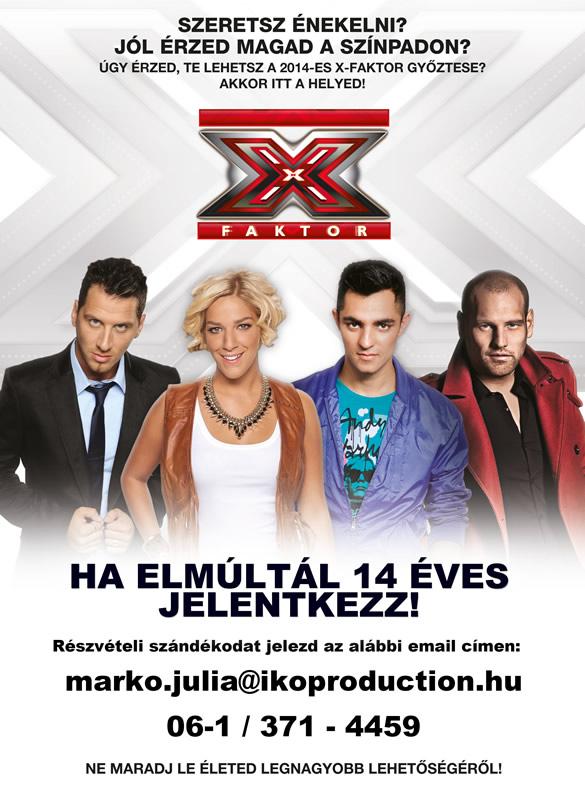 X Faktor 2014